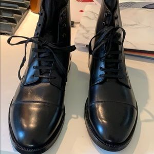 RICHMOND BLACK To Boot NYC Boots